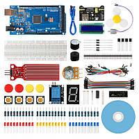 Geekcreit нуля супер базовий комплект для Arduino IDE на платформі Mega2560 з 30 уроках підручника сумісний з