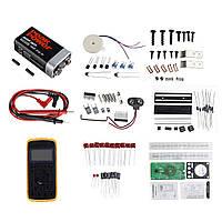 Цифровий мультиметр навчально-методичного комплекту DT9205A мультиметр SolderingTraining DIY виробництво