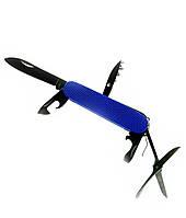 Нож складной с набором инструментов (K5017-6A)(6 в 1)