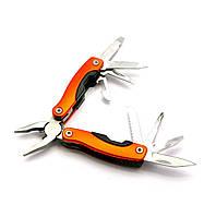 Нож-плоскогубцы с набором инструментов (T803 )(9 в1)(7х3,5х2 см)