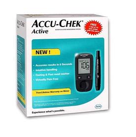 Глюкометр Accu-Chek Active, Roche Diagnostics