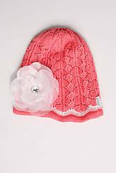 Річна шапка для дівчинки