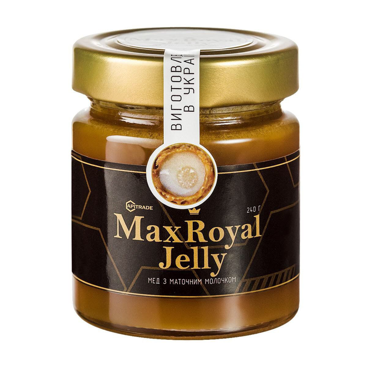Max Royal Jelly 240 г