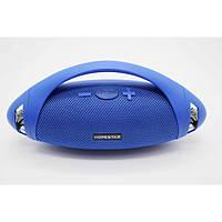 Портативная bluetooth стерео колонка спикер Hopestar H37 Синий