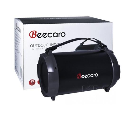 Bluetooth Speaker — Beecaro S33 D Black
