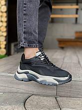 Стильные женские кроссовки ASH black