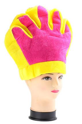 """Шляпа """"рука - корона"""" 515180677, фото 2"""