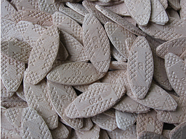 Шкант плоский (Ламели, Шпонки) №10 - 250 штук