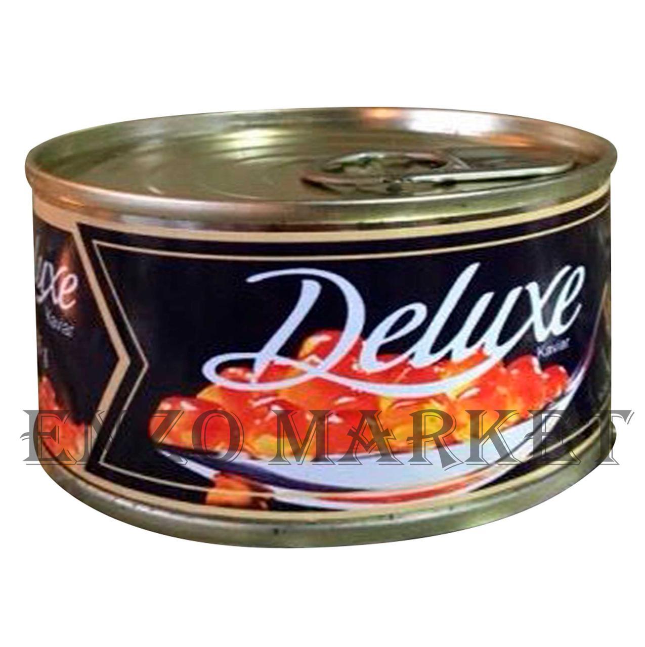 Красная икра Deluxe немецкая, 145 грамм