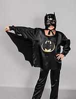 Детский карнавальный костюм Бэтмен - прокат, киев, троещина