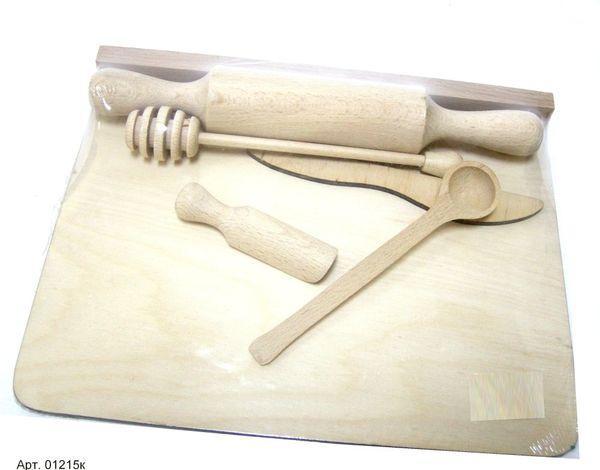 Іграшковий кухонний набір «Для юної господині»