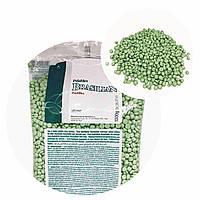Воск в гранулах для депиляции Xanitalia Зеленый Чай 200гр. (ручная фасовка)