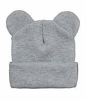 Детская трикотажная шапочка для новорожденных и не только