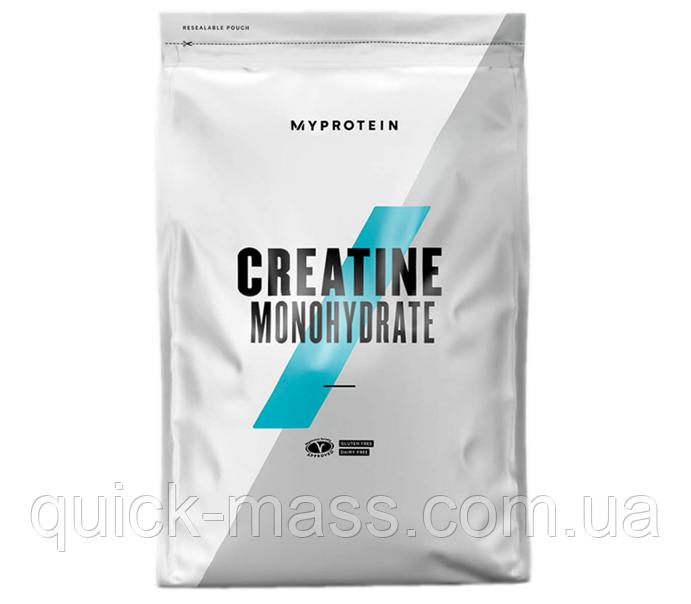 Креатин моногидрат MyProtein Creatine Monohydrate 500 g
