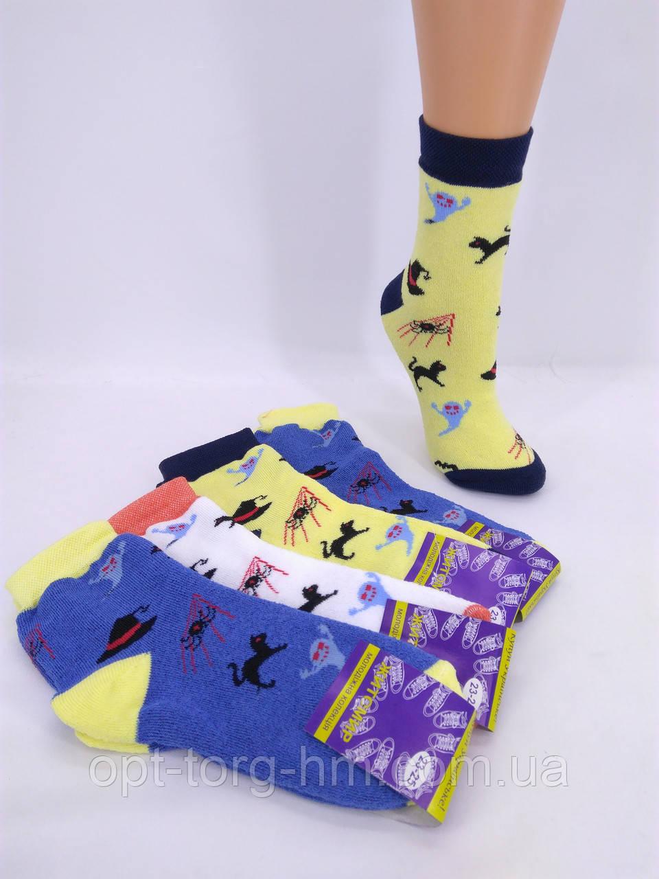 """Жіночі махрові шкарпетки Мікс """"Олені"""" 2"""
