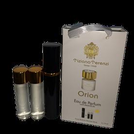 Мини-парфюм с феромонами унисекс Tiziana Terenzi Orion 3х15 мл