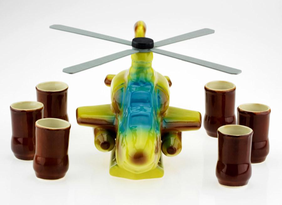 Подарунковий набір 33 wishes Вертоліт 7 предметів (KE61)