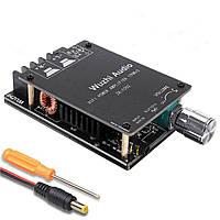 1002 2x100W класу HiFi TPA3116 вхід AUX+ Bluetooth для 5.0 системи HiFi високої потужності стерео цифровий