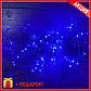 Гирлянда Медная Проволочная Роса Синяя 10 метров! нежная Нить с светодиодами + Подарок!, фото 8