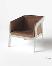 Кресло Air 2 Armchair 4 soft white TM Kint, фото 3