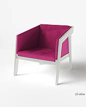 Кресло Air 2 Armchair 4 soft white TM Kint, фото 2