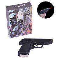 Сувенирный Пистолет c ножом Walther PPK (Турбо пламя)
