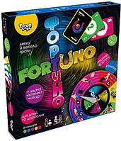 Настільна гра «ФОРТУНА-FORTUNO» 112 карт