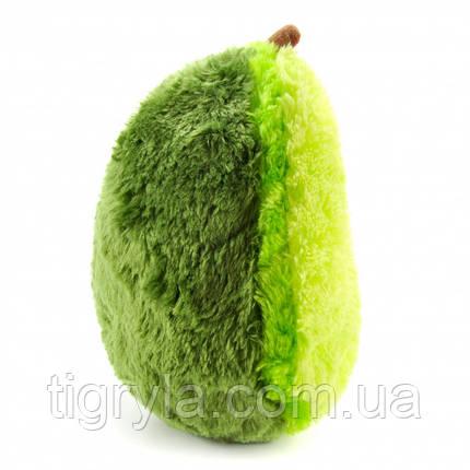 Авокадо мягкая игрушка подушка, фото 2