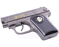 Сувенирный Пистолет M-69 зажигалка (Турбо пламя)