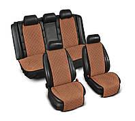 Авто-накидки на сидения Premium (чехлы) (CHERY) Tiggo / Amulet / Arrizo / QQ / Beat / E5 / M11 /