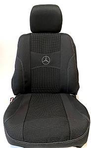 Чохли Мерседес Спринтер III 1+2 2013- Mercedes Sprinter III 1+2 2013- Nika модельний комплект