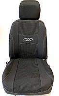 Автомобильные чехлы Чери Е-5 2013- Nika Chery E-5 2013- модельный комплект