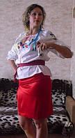 Взрослый женский карнавальный костюм Украиночка прокат, Киев, Троещина