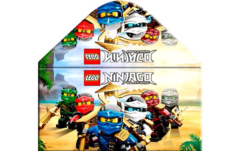 """""""Лего Ниндзяго: Белый"""" - Конверт"""