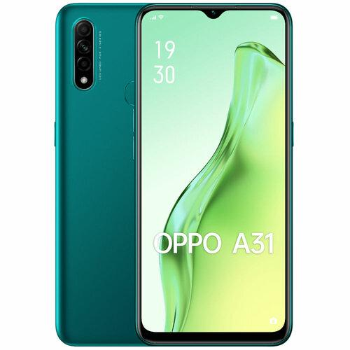 Смартфон OPPO A31 4/64Gb Lake Green UA