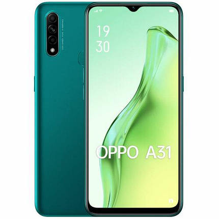 Смартфон OPPO A31 4/64Gb Lake Green UA, фото 2