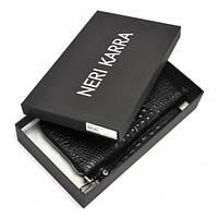 Барсетка Neri Karra Ltd 0954N.73.01/05.01 кожаная черная
