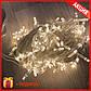 Гирлянда елочная новогодняя 18 метров! Белый Теплый цвет 200LED + Подарок!, фото 9