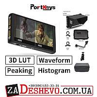 "Монитор с поддержкой 3D LUT Portkeys P6 5.5"" 4K HDMI On-Camera Monitor with 3D LUT Support (P6)"