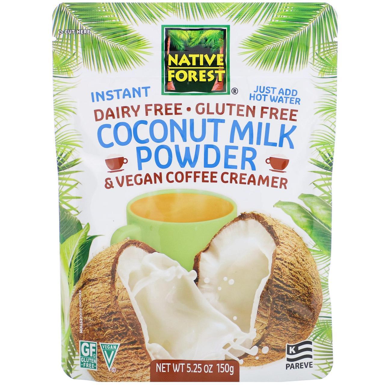 Сухое кокосовое молоко (150 г), Edward & Sons