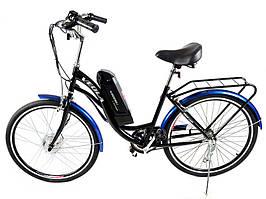 Электровелосипед VEOLA 26 36В 300-400Вт с литиевым аккумулятором 10,4 Ач
