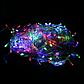 Гирлянда Новогодняя Разноцветная 25 метров! 300LED на елку + Подарок!, фото 5