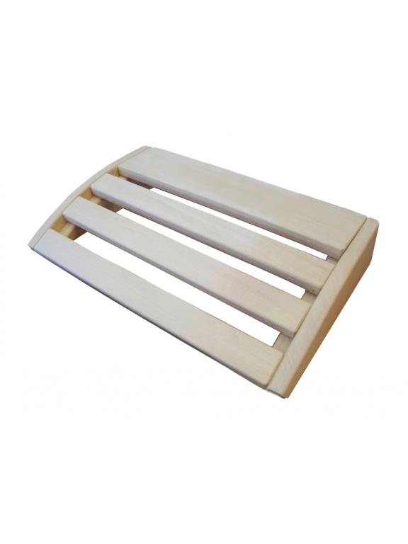 Подголовник абаш (40*26 см) для бани и сауны