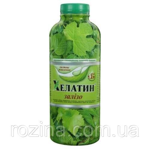 Хелатин- железо 1,2 л