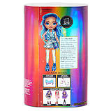 Набор Rainbow Surprise Rainbow High голубая кукла со слаймом / Rainbow Surprise Rainbow High - Blue Skye, фото 7