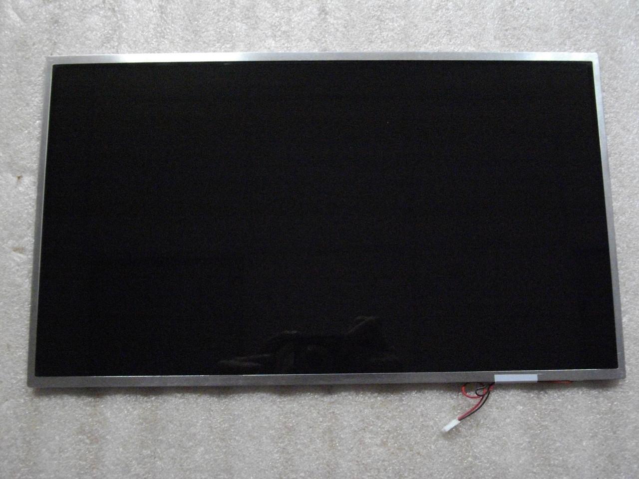 Экран матрица  LP156WH1 TLC1, LP156WH1 (TL)(C1) CCFL (ламповая) БУ рабочая.