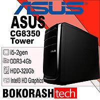Системний блок Asus CG8350 / Tower-155 / DD3-4GB / Intel core I5-2gen / HDD-320GB (к.00100607), фото 1