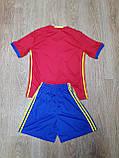 Форма футбольная детская Испания., фото 2