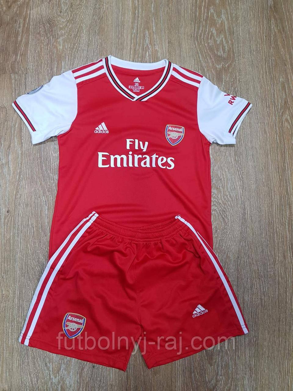 Форма футбольная детская Arsenal.