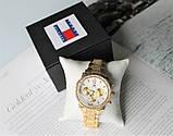 Женские наручные часы Tommy Hilfiger 21883 золотые, фото 4